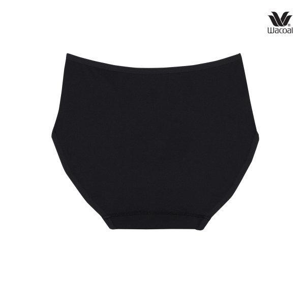 Wacoal Half Panty กางเกงในรูปแบบครึ่งตัว เซ็ต 3 ชิ้น รุ่น WU3287 สีดำ (BL)