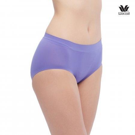 Wacoal Panty Oh my nude : Bikini รุ่น WU2906 Set 2 ชิ้น สีม่วงอ่อน (LV)