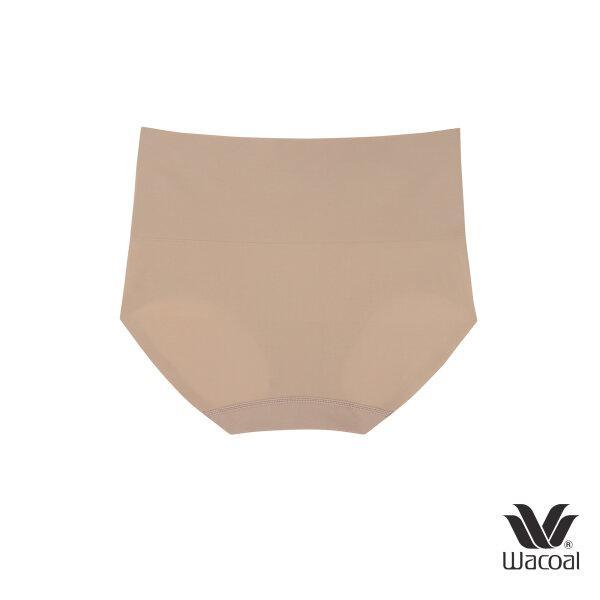 Wacoal Goodly High Waist Panty เซ็ท 2 ชิ้น กางเกงในเก็บกระชับ รุ่น WU4806 สีน้ำตาลไหม้ (BT) - โอวัลติน (OT)