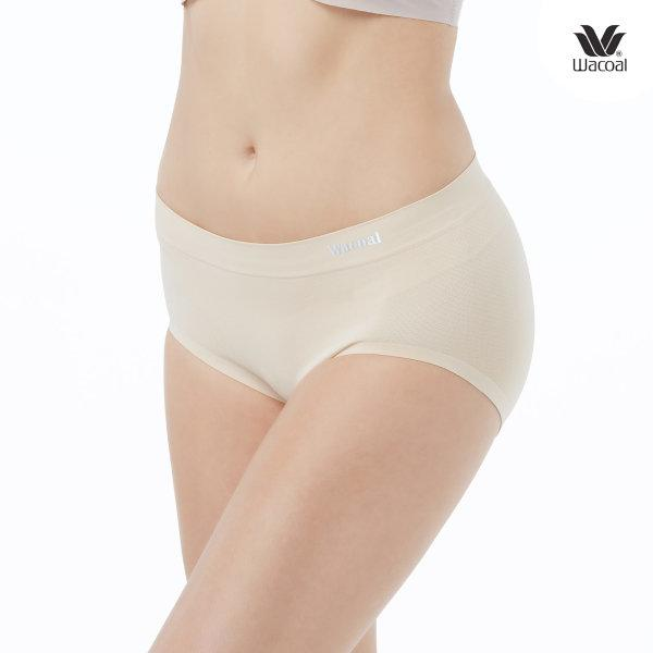Wacoal Oh my nudes Bikini Panty Set 2 ชิ้น รุ่น WU2998 สีเนื้อ (NN)