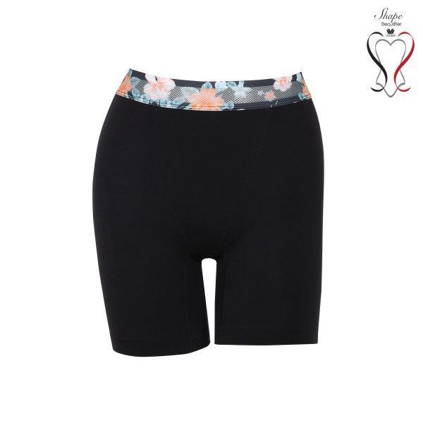 Wacoal Shapewear Hips รุ่น WY1299 สีดำ (BL)