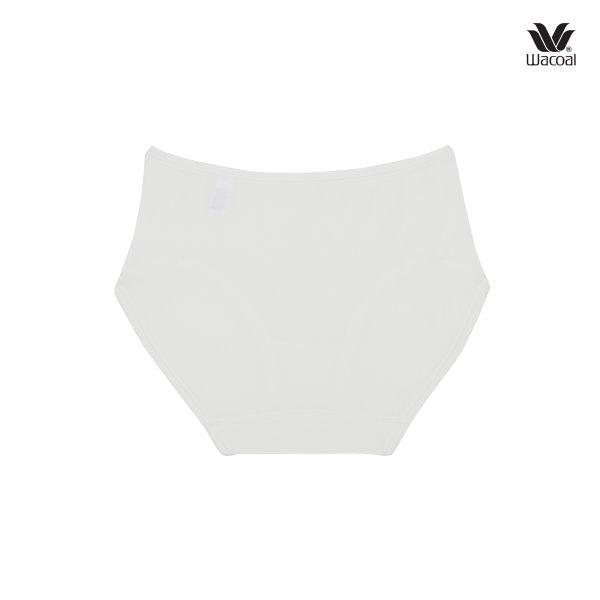 Wacoal Short Panty กางเกงในรูปแบบเต็มตัว เซ็ต 3 ชิ้น รุ่น WU4859 สีครีม (CR)