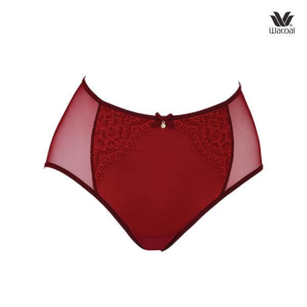 Wacoal Luxury Panty รุ่น WD8071 สีแดงเชอร์รี่ (CH)