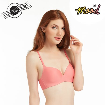 Wacoal Mood Travel Bra รุ่น MM1243,MM6X63