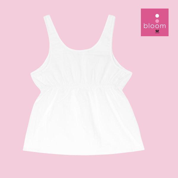 Wacoal Bloom Step 2 รุ่น WH6X41 เสื้อบังทรงกึ่งยกทรง แบบเรียบ สีขาว (WH)