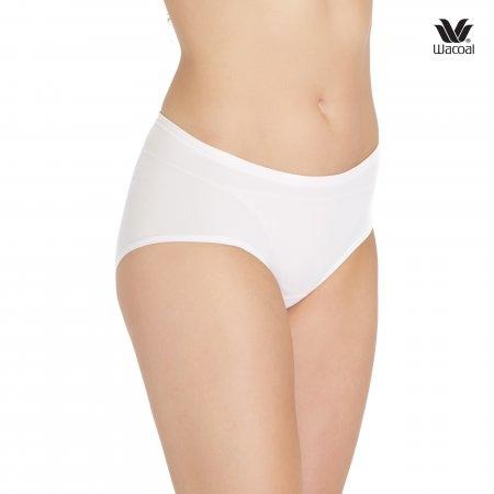 กลัวประจำเดือนเลอะ พลิกตัวไม่ถนัด เลือกใส่ Hygieni Night Wacoal Panty Feminine Protection : Hygieni รุ่น WU5051 Set 2 ชิ้น สีชมพู (PI)