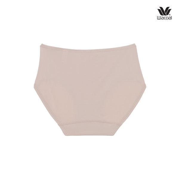 Wacoal Short Panty กางเกงในรูปแบบเต็มตัว เซ็ต 3 ชิ้น รุ่น WU4859 สีเนื้อ (NN)