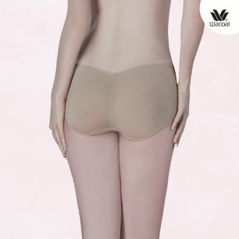 Wacoal Boyleg Super Soft V Cut Panty Set 3 ชิ้น รุ่น WU8833