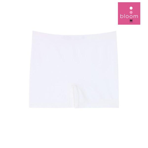 Wacoal Bloom Panty กางเกงขาสั้นกันโป๊ เซ็ต 2 ชิ้น รุ่น WU6P03 แบบเรียบ สีพื้น