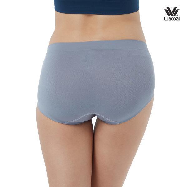 Wacoal Oh my nudes Bikini Panty Set 2 ชิ้น รุ่น WU2998 สีเทา (GY)