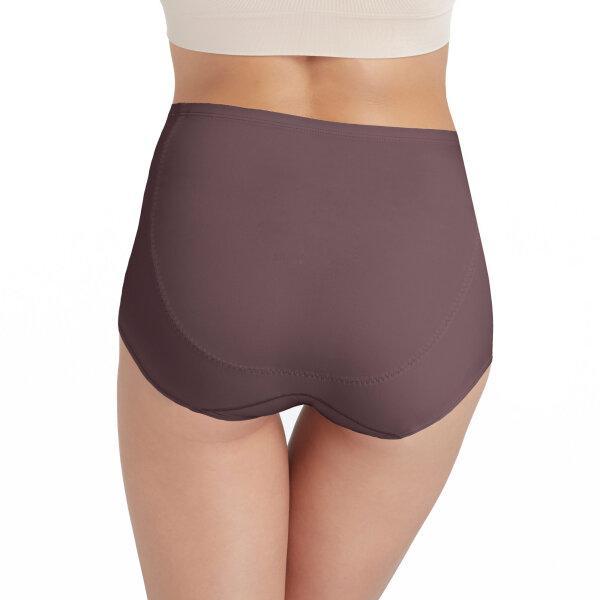 วาโก้ กางเกงในเก็บกระชับ เต็มตัว (Wacoal U-Fit Extra Short Panty) รุ่น WU4838 Set 5 ชิ้น สีน้ำตาลไหม้ (BT)