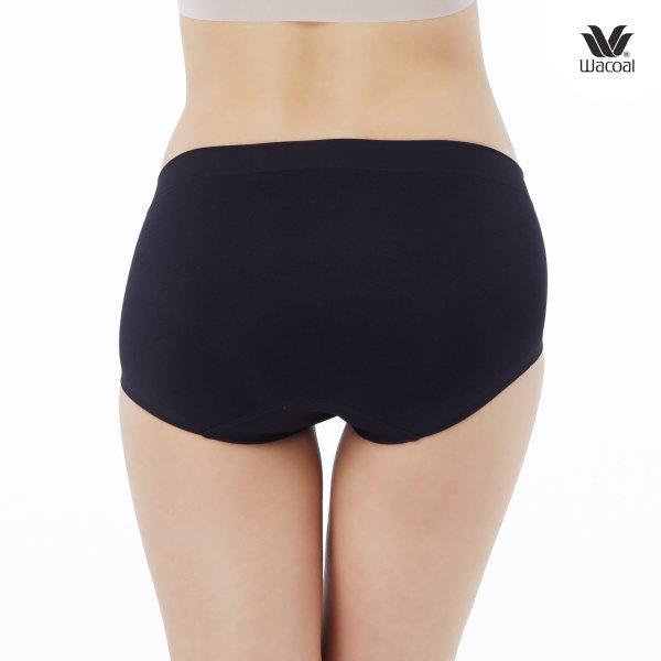 Wacoal Oh my nudes Bikini Panty Set 2 ชิ้น รุ่น WU2998 สีดำ (BL)