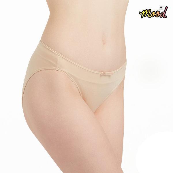 Wacoal Mood Panty กางเกงในบิกินี่ แบบเรียบ รุ่น MM6239 สีเนื้อ (NN)
