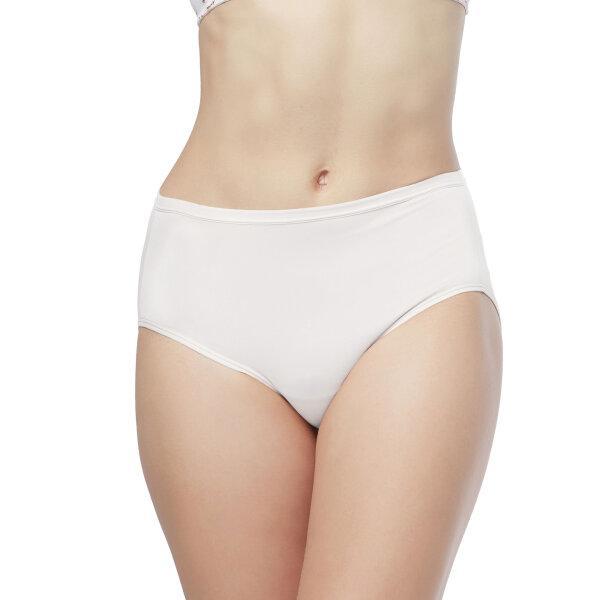 วาโก้ กางเกงใน เต็มตัว (Wacoal Value Pack Bikini Panty) รุ่น WU4M01(WU4C34) set 5 ชิ้น สีครีม (CR)