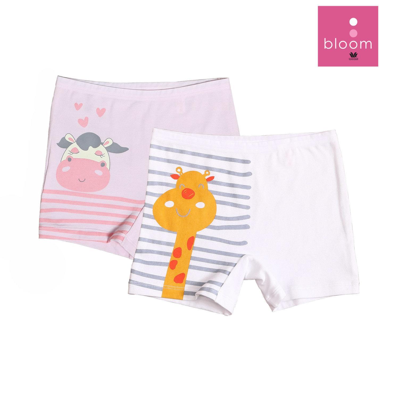Wacoal Panty Hygieni Hot pants รุ่น WU6455 Set 2 ชิ้น สีชมพู (PI),สีขาว (WH)