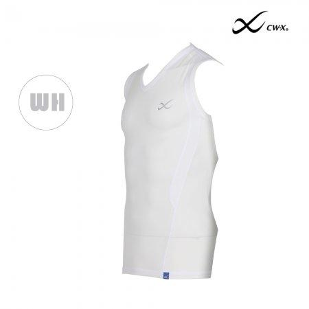 CW-X เสื้อจูริว JYURYU TOP Man รุ่น  IC6270 สีขาว