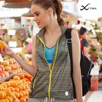 CW-X Jacket Wear Women รุ่น IC6565
