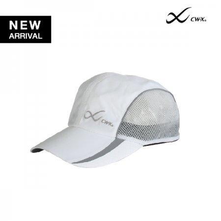 หมวก CW-X Running Cap สีขาว รุ่น WW9169
