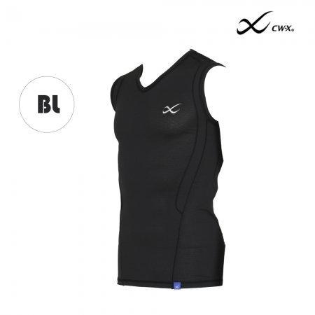 CW-X เสื้อจูริว JYURYU TOP Man รุ่น  IC6270 สีดำ