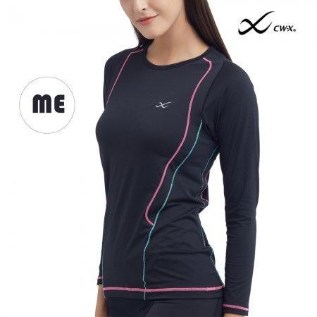 CW-X เสื้อจูริว JYURYU TOP Woman รุ่น IC6179 สี ME