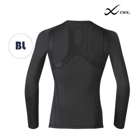 CW-X เสื้อจูริว Jyuryu Top Man เสื้อจูริว รุ่น IC6460 สีดำ