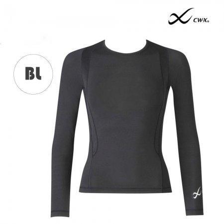 CW-X เสื้อจูริว Jyuryu Top Women เสื้อจูริว รุ่น IC6360 สีดำ