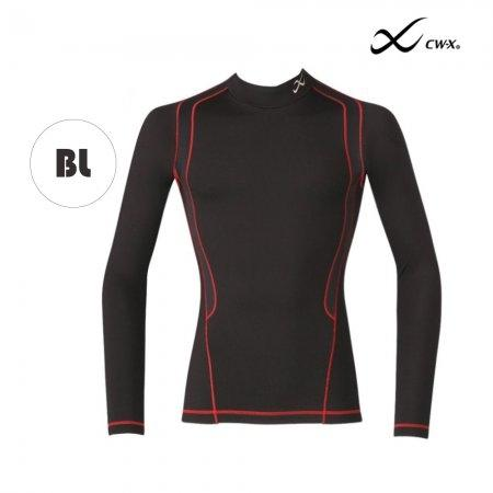 CW-X เสื้อจูริว Jyuryu Top Man เสื้อจูริว (Hot Type) รุ่น IC660R สีดำ