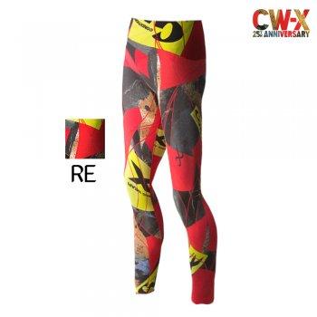 CW-X Generator Revolution 25th Man รุ่น IC989R สีแดง (ขา 9 ส่วน)