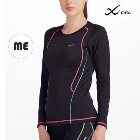 CW-X เสื้อจูริว JYURYU TOP Woman รุ่น  IC6172 สี ME
