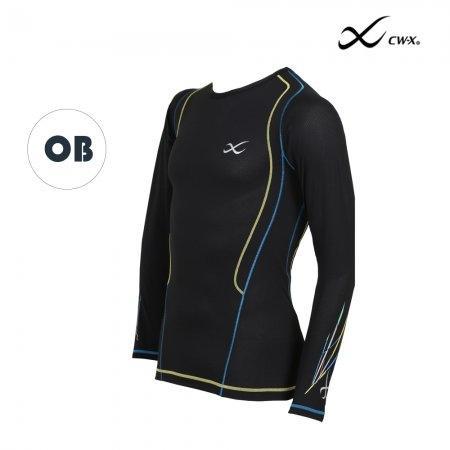 CW-X เสื้อจูริว JYURYU TOP Man รุ่น  IC6272 สี OB