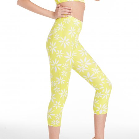 CW-X Expert Woman รุ่น IC9378 สีเหลือง (ขา 6 ส่วน)