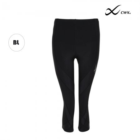 CW-X Pro Woman รุ่น IC9167 สีดำ (ขา 6 ส่วน)