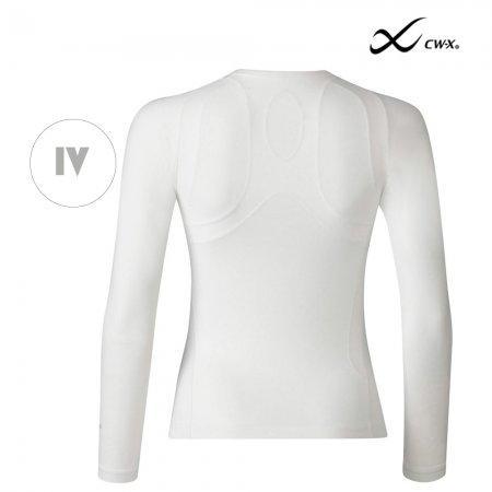 CW-X เสื้อจูริว Jyuryu Top Women เสื้อจูริว รุ่น IC6360 สีงาช้าง