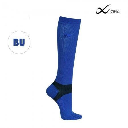 ถุงเท้า CW-X (UNISEX) รุ่น IC3391 สีฟ้า (ฺBU)