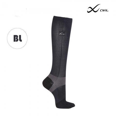 ถุงเท้า CW-X (UNISEX) รุ่น IC3391 สีดำ (BL)