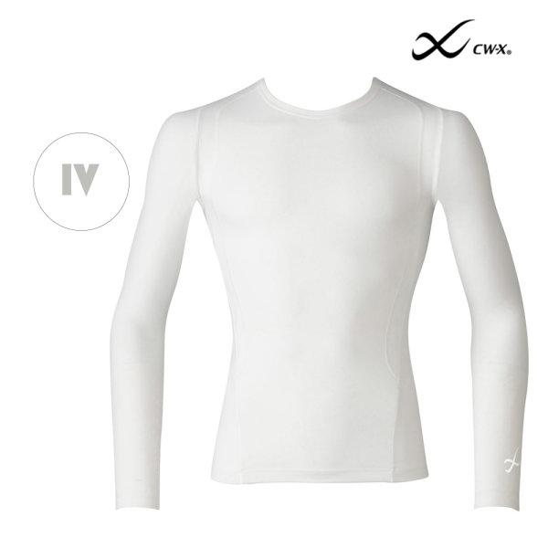 CW-X เสื้อจูริว Jyuryu Top Man เสื้อจูริว รุ่น IC6460 สีงาช้าง