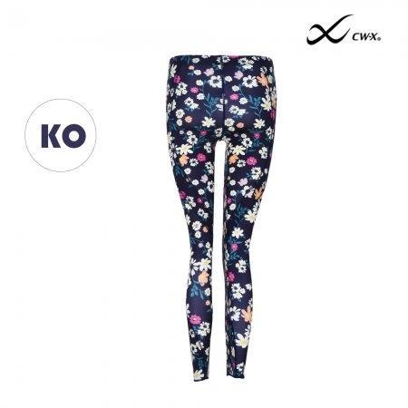 CW-X Expert Woman รุ่น IC9598 สีกรมท่า KO (ขา 9 ส่วน)