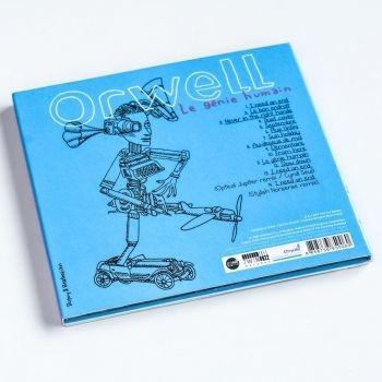 CD-Le Genie Humain / Orwell