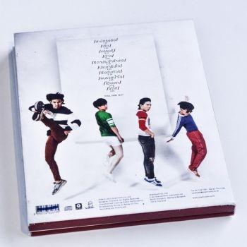 CD-เดอะ ริช แมน ไทย/THE RICHMAN TOY
