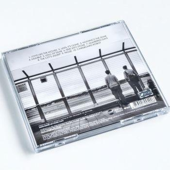 CD-Numbered days  / The Meeting Places