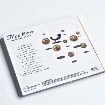 CD-Peculia story / Hockee