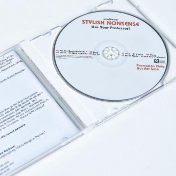 CD-USE YOUR PROFESSOR! / STYLISH NONSENSE