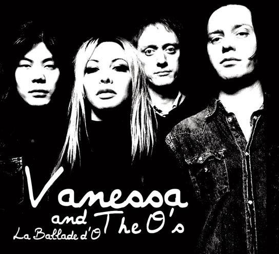CD-La ballade  d'o / Vanessa  and  the o's
