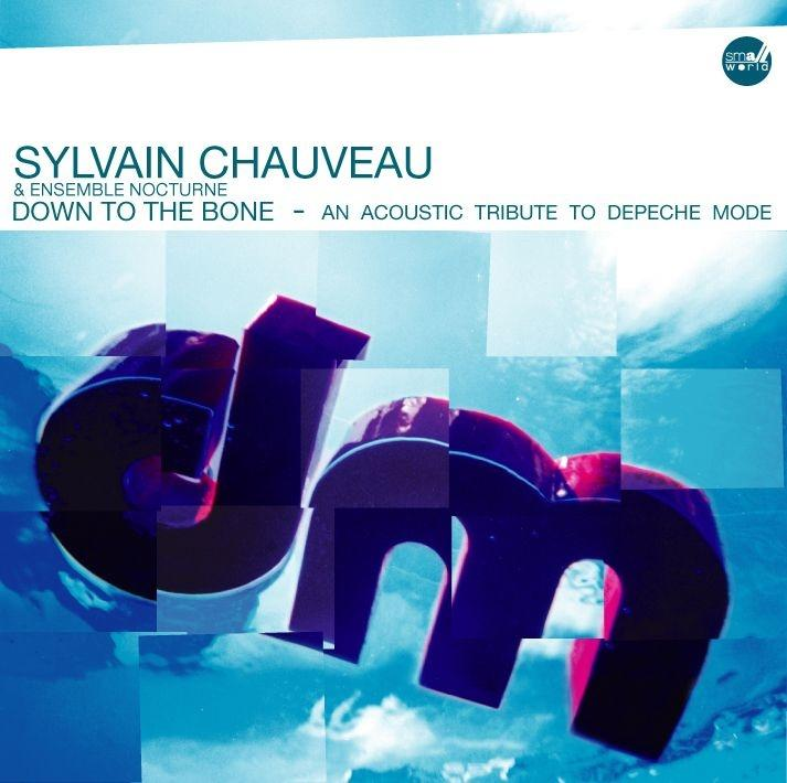CD-Down to the bone / Sylvain Chauveau