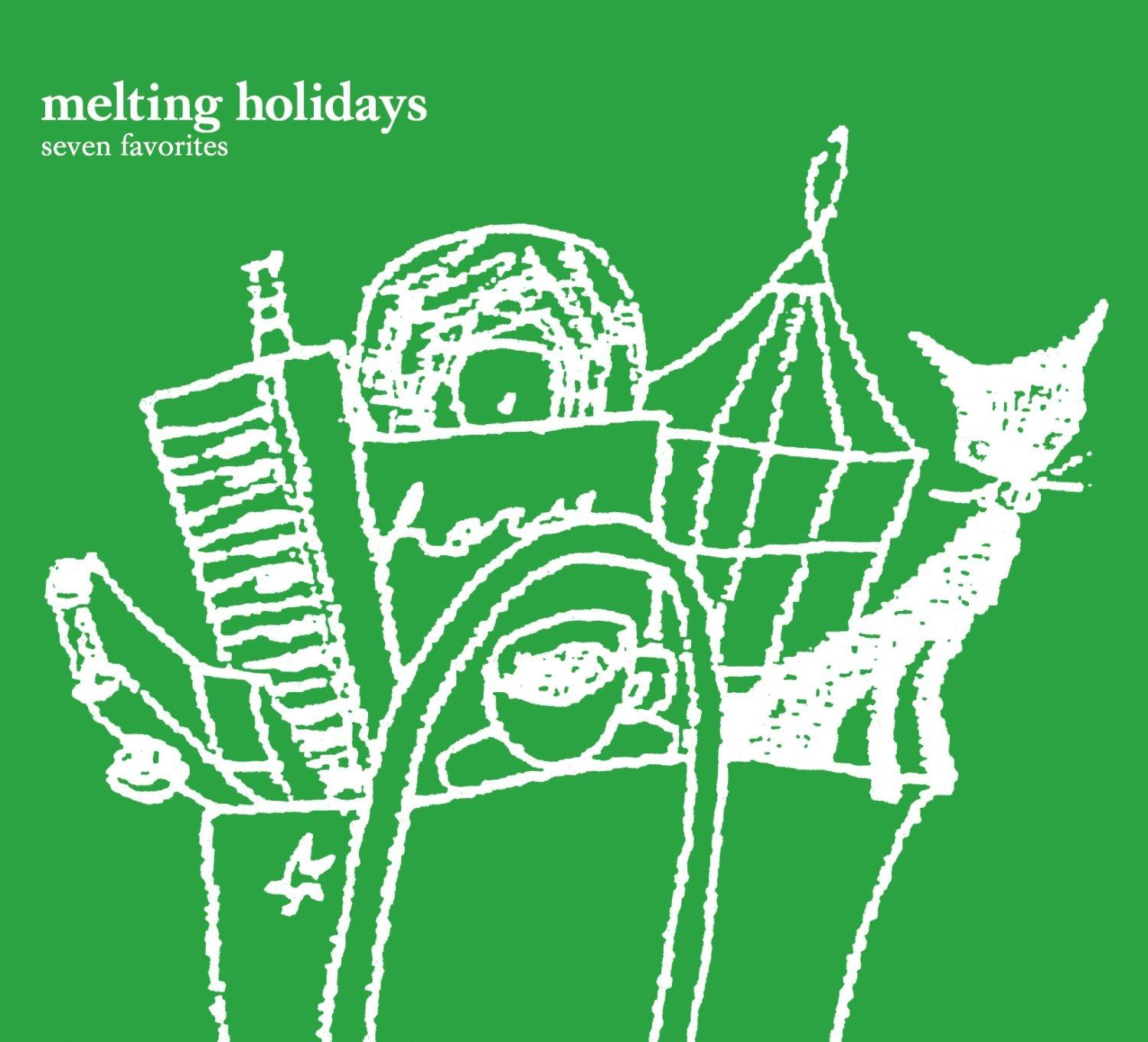 CD-Seven Favoites / Melting Holidays