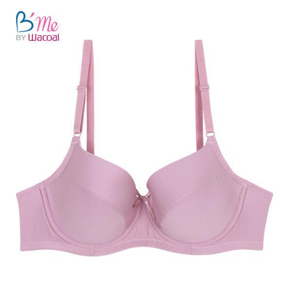 B'me bra รุ่น ME1D88 สีชมพู