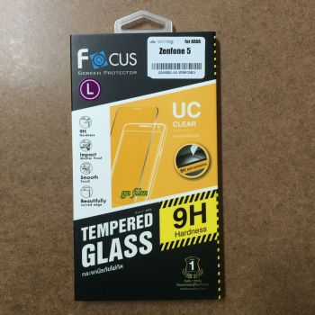 Asus Zenfone 5 - กระจกนิรภัยแบบใสปกติ Tempered Glass