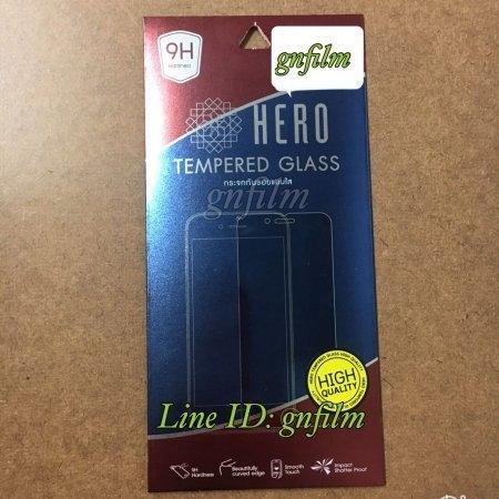 Samsung Galaxy S6 - HERO กระจกนิรภัย (ราคาถูก) Tempered Glass
