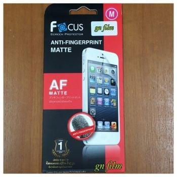 HTC Desire 500 - ฟิล์มลดรอยนิ้วมือแบบด้าน Anti-Fingerprint Matte