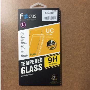 """Asus Zenfone 3 (5.5"""") (ZE552KL) - กระจกนิรภัยแบบใสปกติ Tempered Glass"""